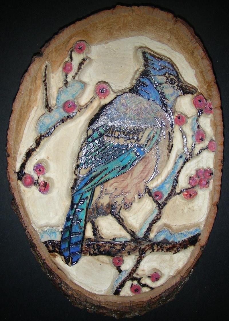 The Blue-Jay
